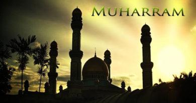 PERISTIWA BERSEJARAH DI BULAN MUHARRAM
