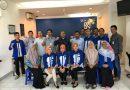 Dekan FAI Lepas Mahasiswa Prodi Ekonomi Syariah Magang di BRI Syariah