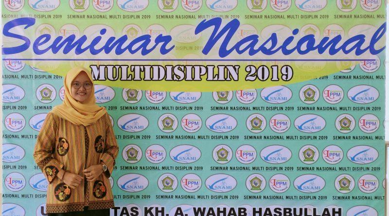 MAHASISWA PRODI EKONOMI SYARIAH LOLOS SELEKSI SNAMI 2019